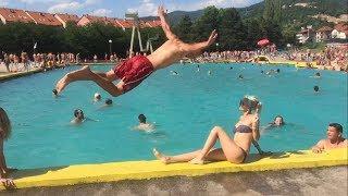 Gotivanerka - Tipovi ljudi na bazenu
