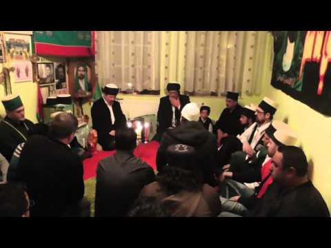 Ziker Shejh Rrema Halveti Nata Sulltan Nevruz Pjesa4 2015