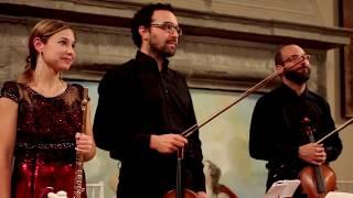 Mozart - Quartetto per flauto K298 - Quartetto Mozart
