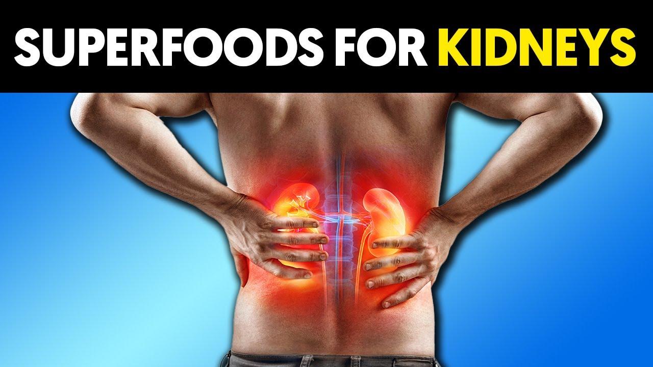 5 Super Foods For Kidney Health