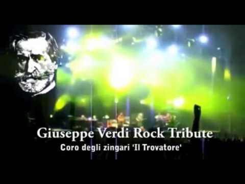 Il trovatore, Giuseppe Verdi Rock Tribute