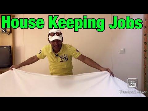 Housekeeping Jobs In Cruise Line | Hk Jobs In Cruise Ships