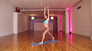 Meditative Yoga Flow to Calm the Mind & Drop Tension in the Body