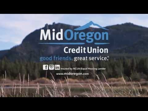 "Mid Oregon Credit Union ""Daily Life"""