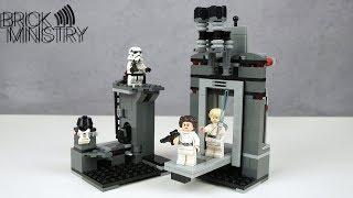 "🏃♂️🏃♀️ ПОБЕГ СО ""ЗВЕЗДЫ СМЕРТИ""  ●  LEGO Star Wars 75229 [Обзор]"