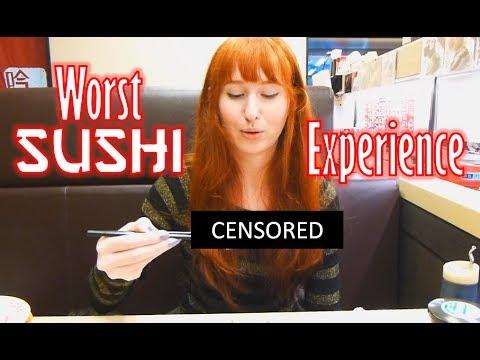 スシローでツイートしたら・・・ The Best and Worst Sushi  【日本語字幕】
