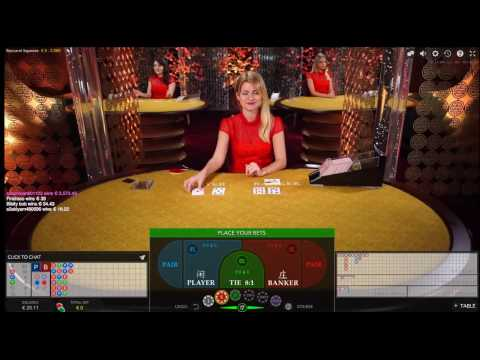 Video Live dealer casino