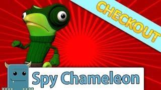 Checkout: Spy Chameleon