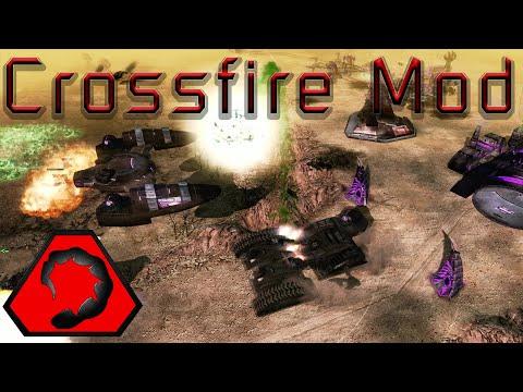 Crossfire Mod - Tiberium Wars   NOD  