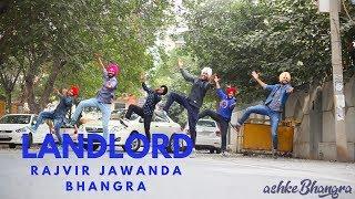 #ghaintBhangra | Landlord | ( Full HD) | Rajvir Jawanda Ft. Preet Hundal | @ashkeBhangra |