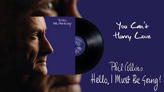 Phil Collins - You Can't Hurry Love (2016 Remaster)