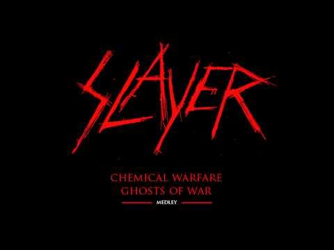 Slayer - Chemical Warfare/Ghosts of War medley HD