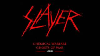 Slayer - Chemical Warfare/Ghosts of War medley HD