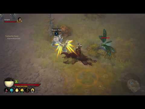 Diablo 3 hardcore trophy push part 1