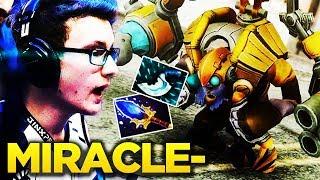 Miracle- Tinker Insane Gameplay - better than Funkefal? Dota 2