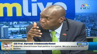 Jeremiah Kioni warns Central Kenya against abandoning DP Ruto in 2022