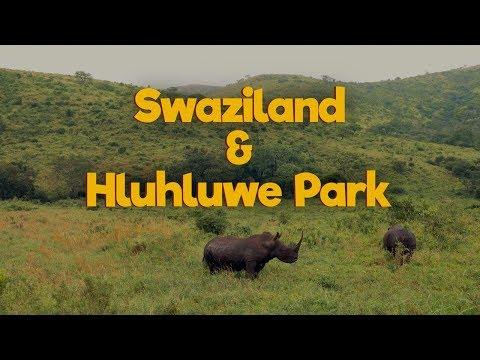 Rondreis Zuid Afrika - Aflevering 2 | Swaziland en Hluhluwe