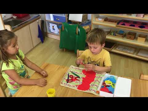 A Day in the Life of Woodland Montessori Repulse Bay