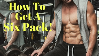 How To Get a Six Pack (This Works Everytime)