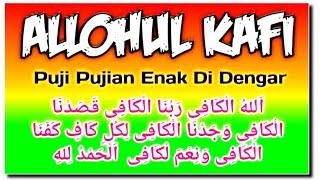 Download Mp3 Sholawat Kafi : Allohul Kafi Robbunal Kafi, Puji Pujian Sholawat Merdu   Beautif