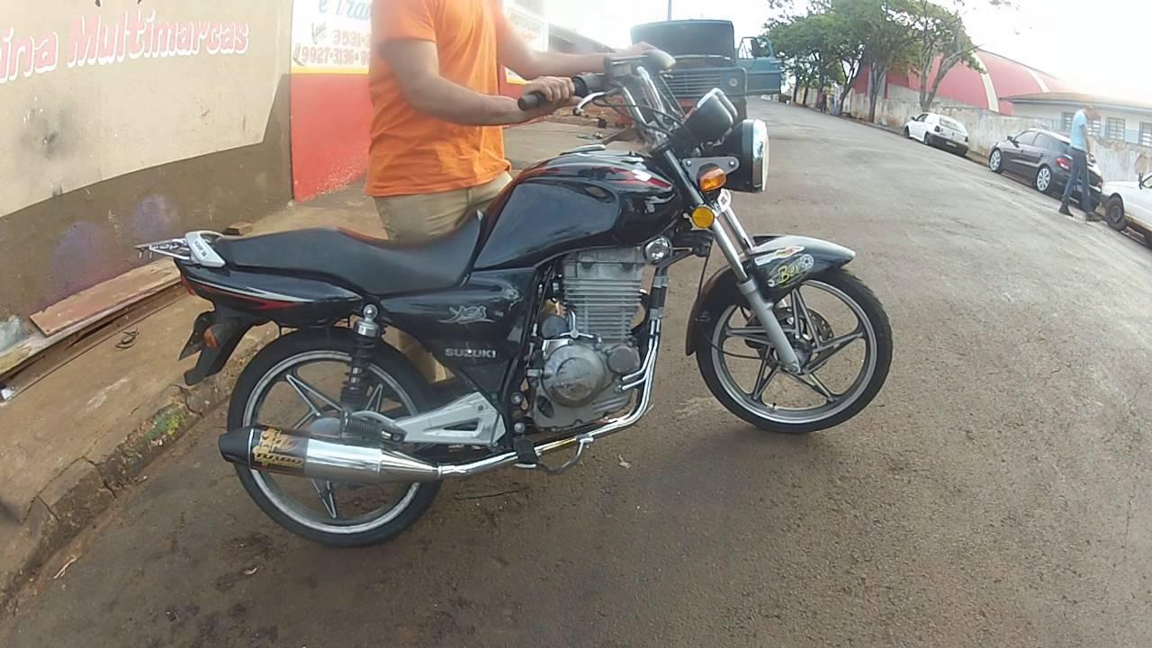Yes 125 Vende-se 5 500 00 R  Suzuki Kit 250 Cc Motor Completo