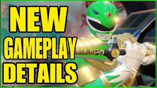 NEW Gameplay & Skins Details! (Power Rangers Battle For the Grid)