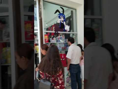 Mall Tour in Juarez, Mexico.