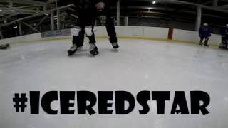 Обучение катанию на коньках с нуля от Вадима Плотникова