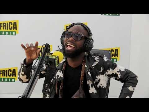 Fabregas - Epave (en live sur Africa Radio)
