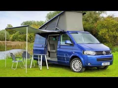Авто Кемпинг Volkswagen California Camper Van 2012