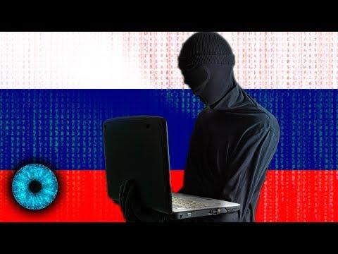 Die neue Waffe: Hackerangriffe - Der russische Cyberkrieg - Clixoom Science & Fiction