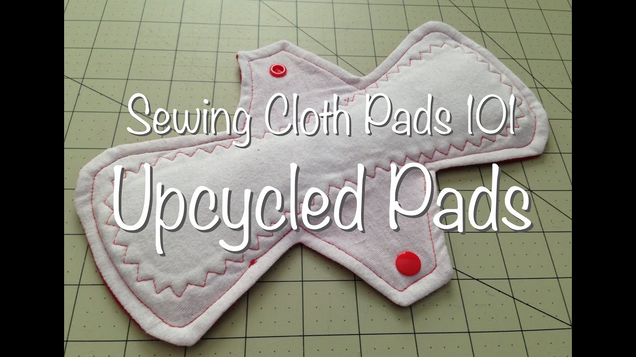 free cloth pad pattern pdf