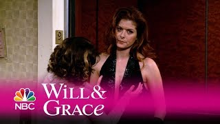Will & grace - grace gets a boob adjustment (highlight)