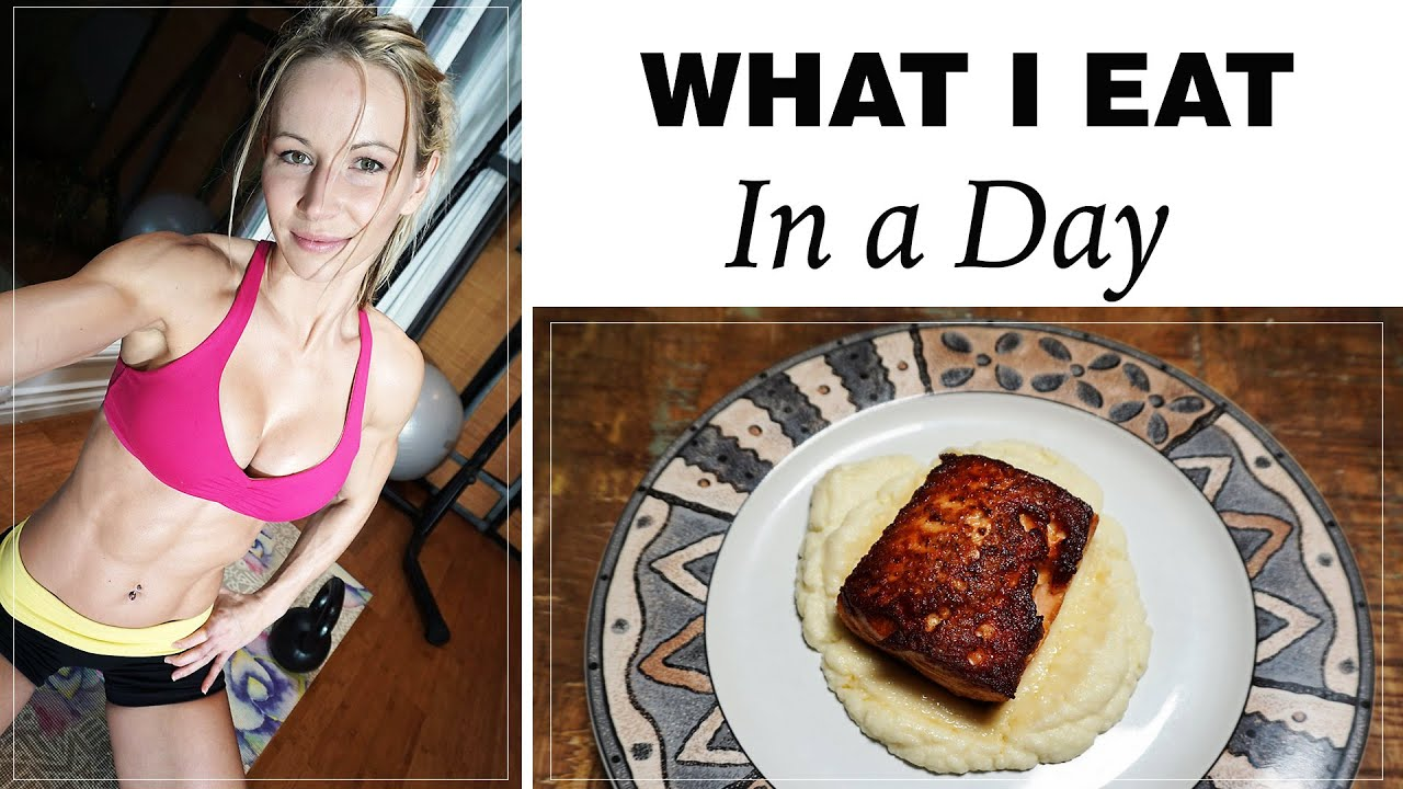 What I Eat In a Day Created by Zuzka Light