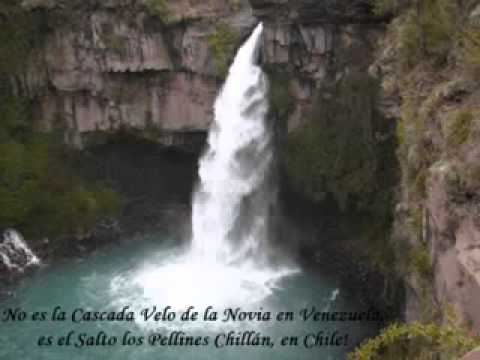 c31e3e477b No es la cascada Velo de la Novia en Venezuela