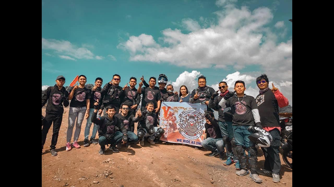 Malitbog Riders Club 2nd Ride