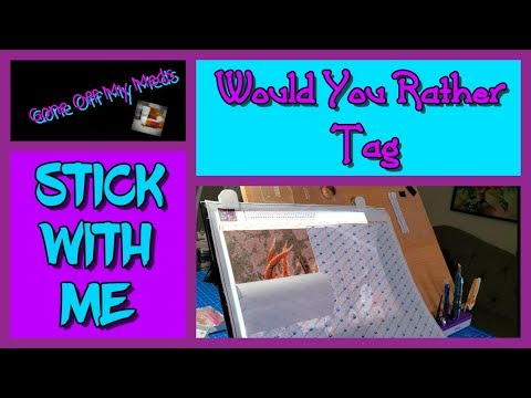 stick-with-me-~-would-you-rather-tag-~-gommtube-#266