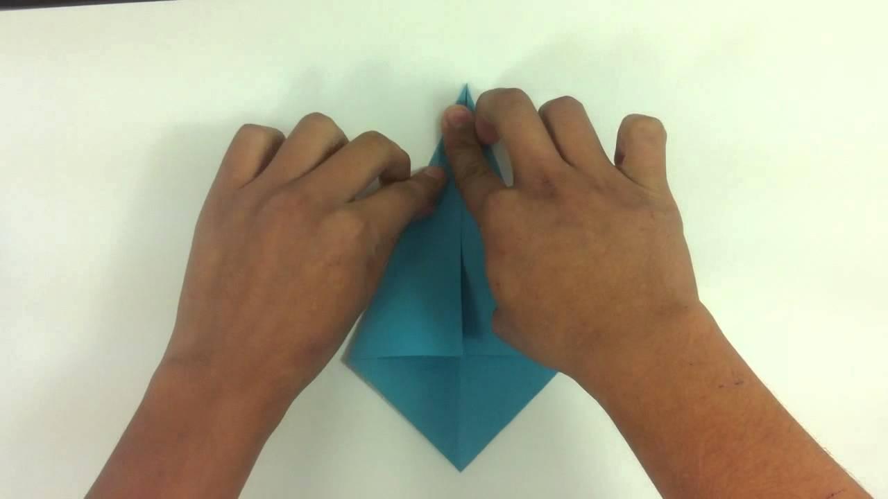 Corbata de origami - Ideas para niños - YouTube