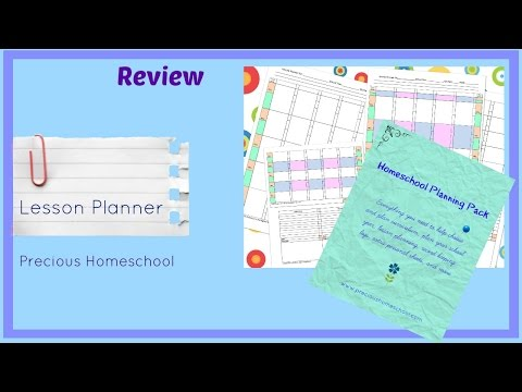 My Homeschool Planning Pack