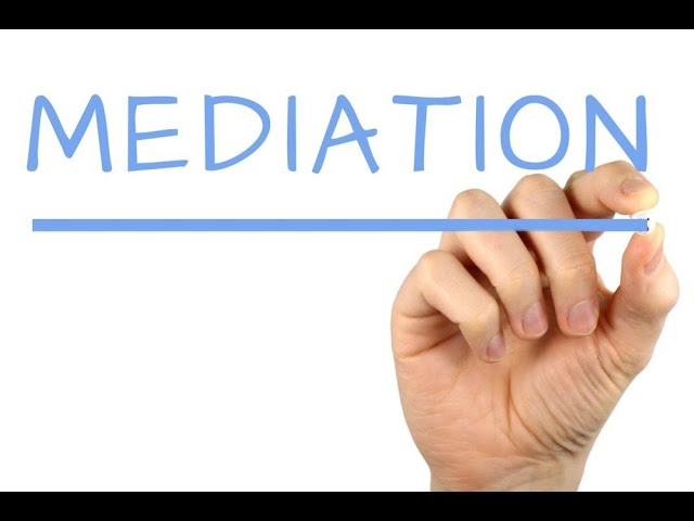 Mediation In A Real Estate Contract in Parker Colorado Brian Chandler
