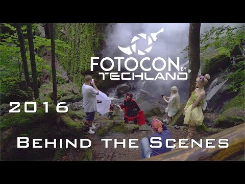 FotoCon 2016 by Techland Behind the Scenes [BTS]
