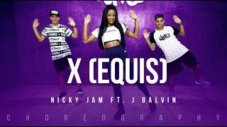 X (Equis) - Nicky Jam ft. J Balvin | FitDance Life (Coreografía) Dance Video Video