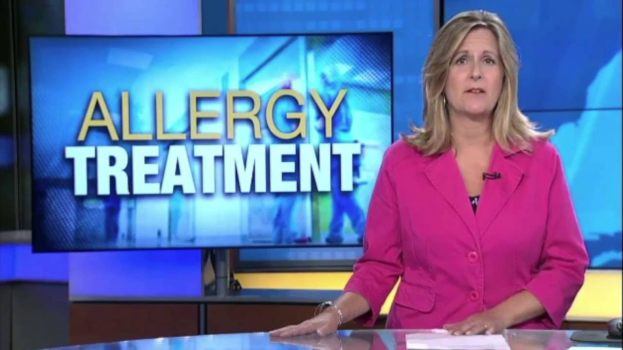 News12 Long Island covers the Peanut OIT options with Dr  Shah and NY Food  Allergy & Wellness Center