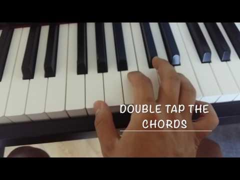 EL SHADDAI PIANO TUTORIAL (EASY)