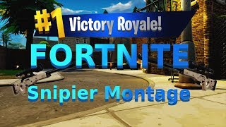 """See You"" (A Fortnite Sniping Montage)"