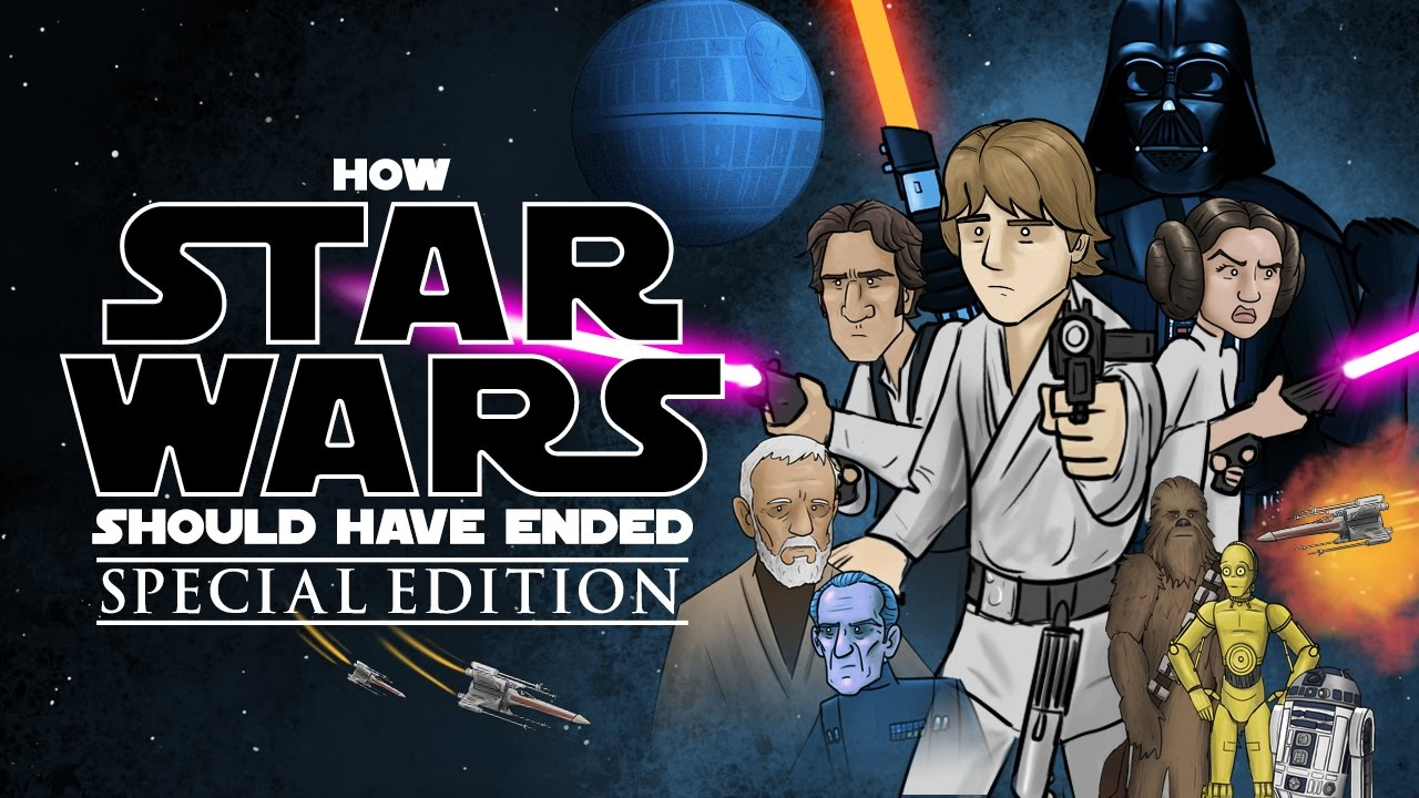 Download How Star Wars Should Have Ended (Special Edition)