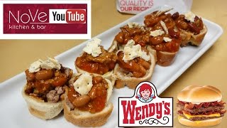 Will It Sushi? -  Wendy's Baconator