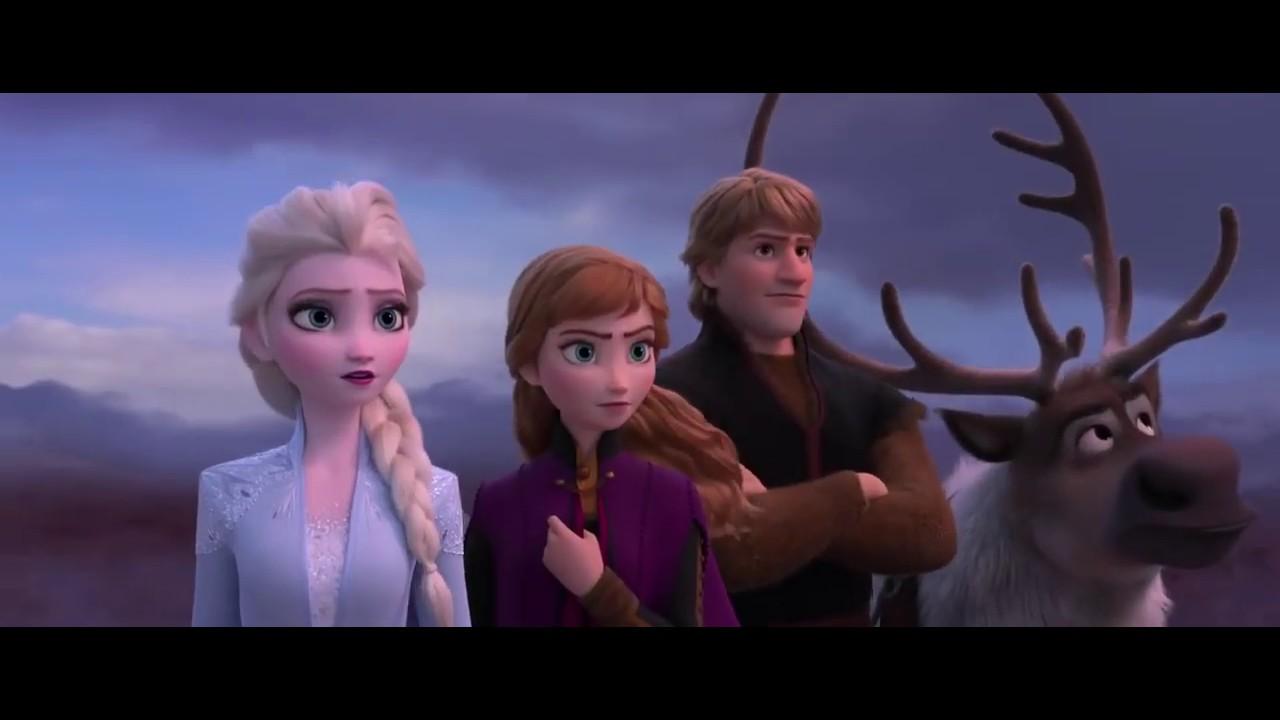 Frozen 2 O Reino Do Gelo Teaser Trailer Legendado Portugal Youtube