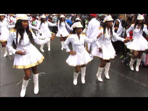 Panamanian Day Parade, Brooklyn - ''Marching Band'' - (@CROSS507)