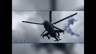 Helikopter Mi-35P Noreg HS-7154 Alami Kecelakaan diSangihe  (KR)